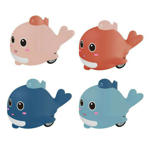 Pushing And Sliding Dolphin Toys Children/'s Inertial Pull Back Animal Toy !