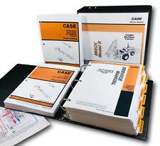 Case 580b 580ck B Shuttle Tractor Loader Backhoe Service Manual Parts Catalog