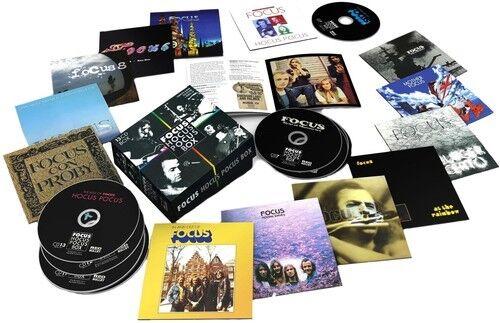 Focus - Hocus Pocus Box [New CD] Holland - Import