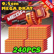 Echony 120Pcs Red Refill Foam Darts For Nerf N-Strike Elite Mega