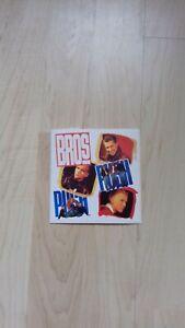 Bros: Sticker Nr. 3 - NEU - Rare