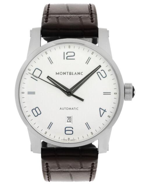 Montblanc Timewalker Automatic Men's Watch 110338