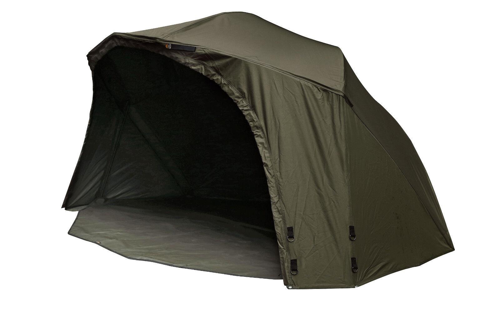 Fox Ultra 60 Khaki Brolly CUM219 Schirm Angelschirm Schirmzelt Karpfenschirm