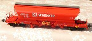 Piko-54634-H0-Mittelselbstentladewagen-Tanoos896-der-DB-Schenker-Epoche-5-6