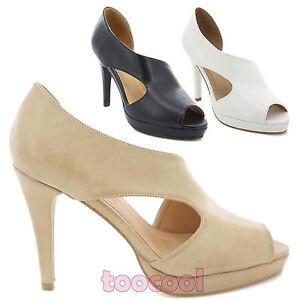 Scarpe-donna-decolte-decollete-open-toe-eleganti-nuove-Queen-Helena-ZM25182