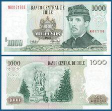 Chile 1000 pesos 2006 UNC p.154 G