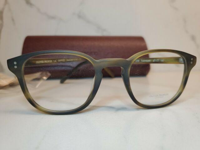 Fairmont 5219 47 Eyeglasses Oliver Peoples