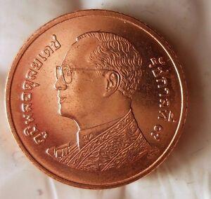 2008-Thailandia-25-Satang-Fior-di-Conio-da-come-Nuovo-Borsa-Affare-Bin-Ccc