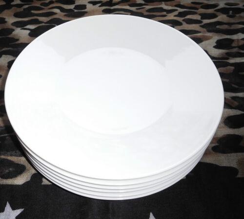 Rosenthal studio-line Format Weiss 6 Frühstücksteller 23 cm Neuware