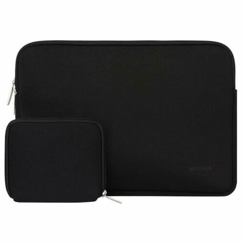 Mosiso Neoprene Sleeve Bag for Mac Pro Air 11 13 15 Water Proof /& Small Case Bag