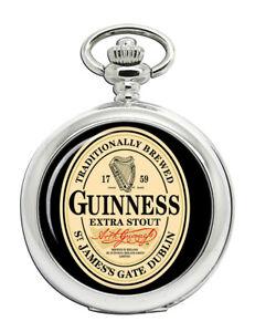 Guinness-Taschenuhr