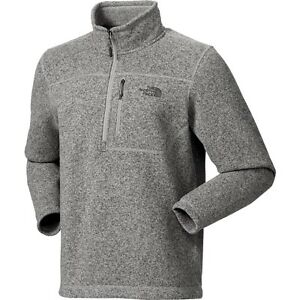 02b45a62f Details about The North Face Men's Gordon Lyons Quarter Zip Fleece Pullover