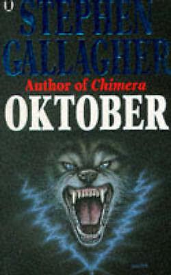 Oktober, Gallagher, Steve | Paperback Book | Good | 9780450491788