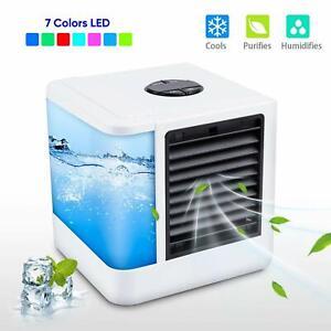 Mini Climatiseur Humidificateur Purificateur USB Portable Refroidisseur AirPerso