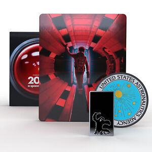 2001-A-Space-Odyssey-Titans-of-Cult-Steelbook-1968-4K-Ultra-HD-Blu-ray