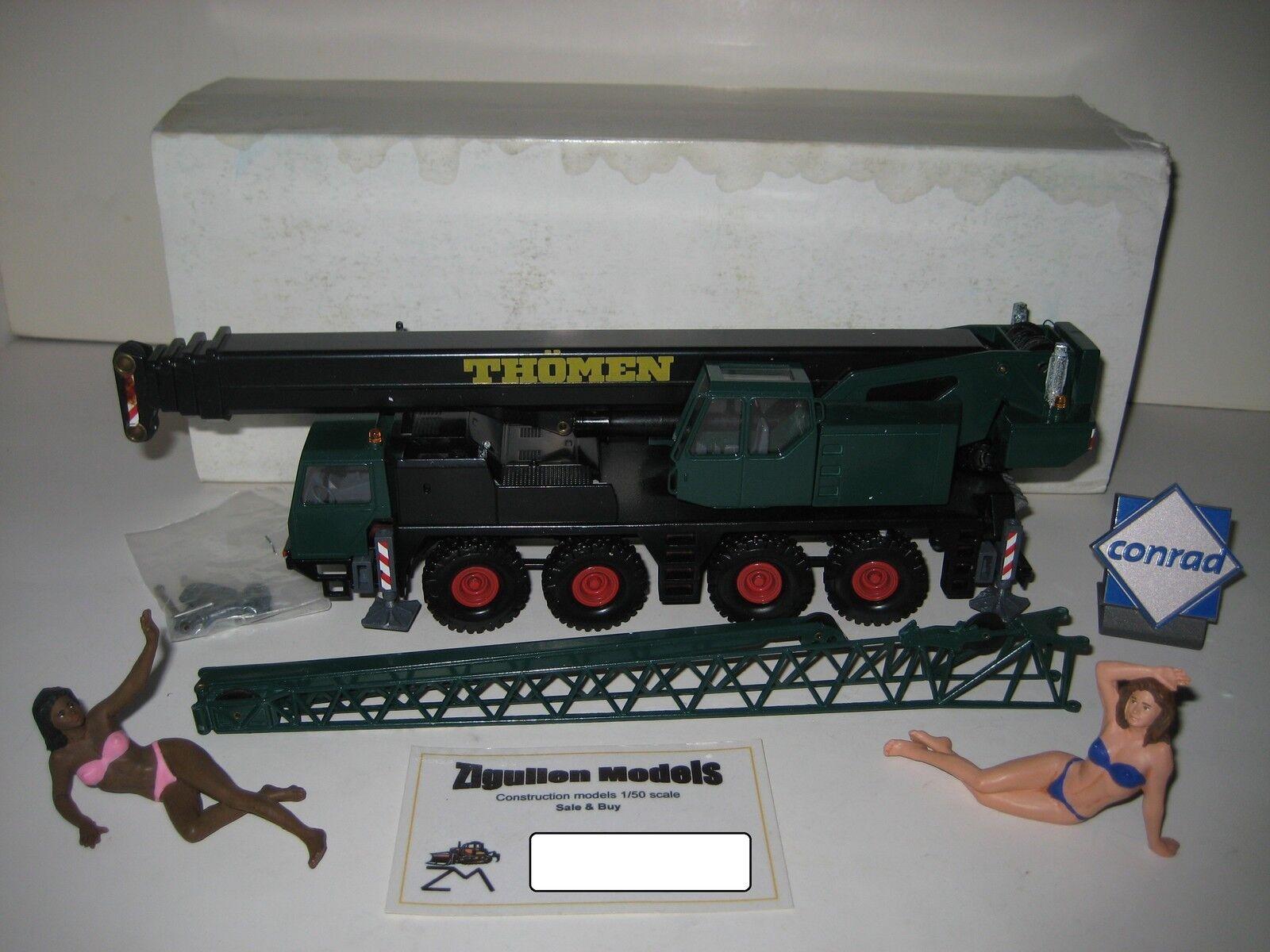 Liebherr ltm 1090-1 autokran thömen 1. version  2087.8a conrad 1 50 ovp
