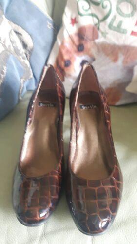 Shoes talla Mock Ladues Croc Bertie Court 39 18aITgwxqw