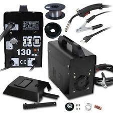 MIG-130 Flux Core Auto Wire Welder Welding Machine W/ Free Spool Wire&Fan HOT