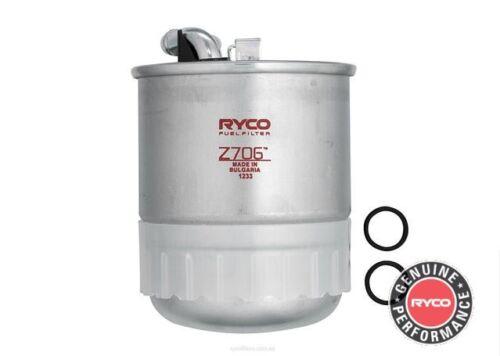 Wagon Diesel Z706 S211 Ryco Fuel Filter FOR Benz E-Class 05-09 E 280 T CDI