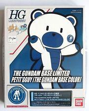 Bandai HG Petit'gguy The Gundam Base Color GB Limited Scale Model Kit