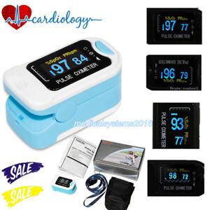 Pulse-Oximeter-Sensor-Blood-Oxygen-SpO2-Monitor-Finger-PR-Heart-Rate-CONTEC-NEW