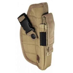 Desert Tan Beige Right Hand Belt Holster BB Airsoft Gun Pistol Tactical 206TR