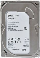 "Seagate Barracuda 1TB HDD 7200RPM 3.5"" SATA Internal Hard Drive ST1000DM003 OEM"