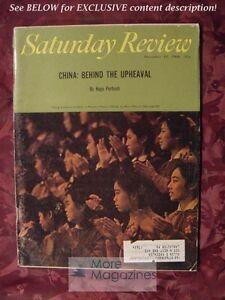 Saturday-Review-December-10-1966-HUGO-PORTISCH-FRANK-O-039-CONNOR-ELMO-ROPER