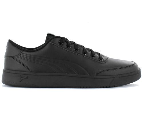 Uomo Court 364976 Mono 01 Breaker Sneakers Nero Puma Scarpa Sneaker Pelle L pTUaTq