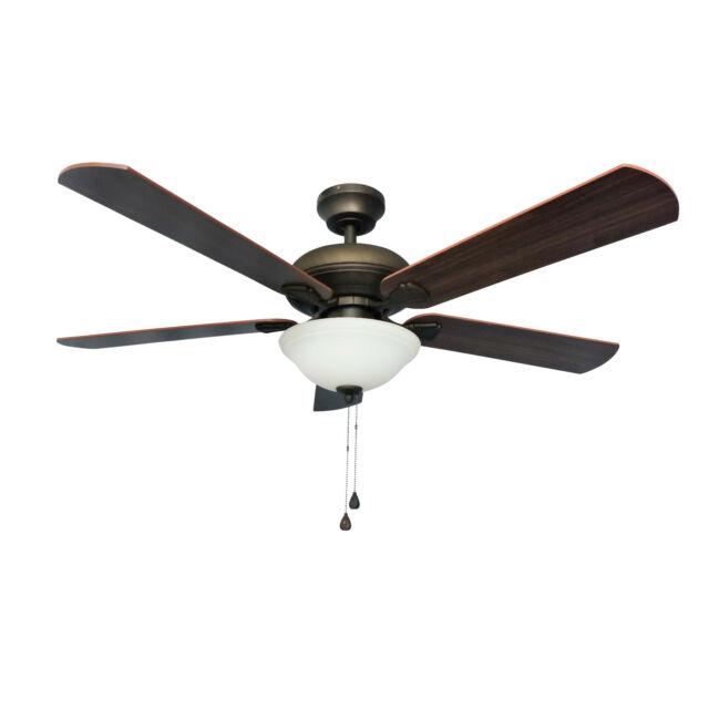 Low Price 52 Inch Energy Effiicent Led Builder Ceiling Fan With