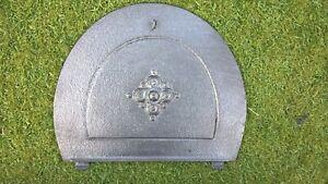 cast-iron-soot-flap-damper-plate-Original-arched-damper-choke-plate-item-DP002