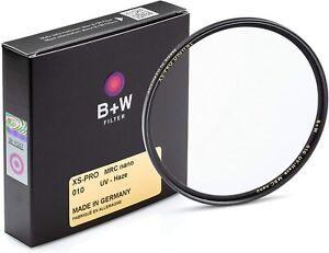 B+W XS-Pro 010 UV-Haze MRC Nano Filter div Größen 43 46 49 52 55 58 62 67 7277