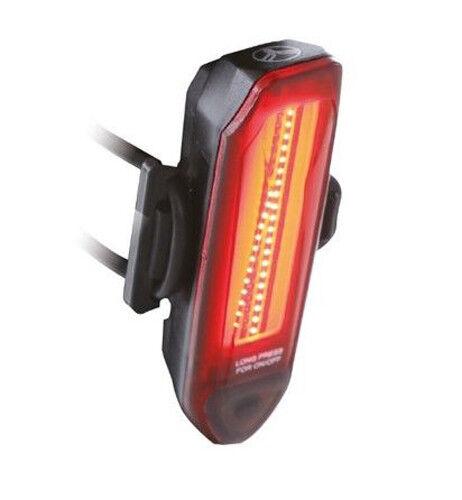 Forme LTR60 USB S//N Arrière DEL Bike Light 20 LM Rechargeable 5 modes FLA005