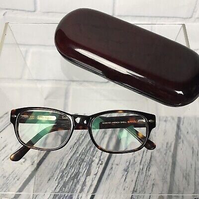 Ernest Hemmingway Eyeglasses Hard Shell Case New!