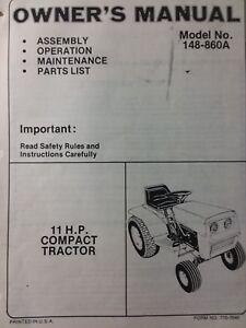 11 hp briggs carburetor diagram wiring schematic mtd compact lawn garden tractor owner   parts manual riding 11 hp  mtd compact lawn garden tractor owner