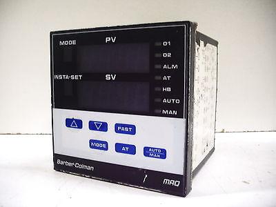 BARBER-COLMAN MAQ1-10300-000-0 TESTED! QUANTITY! MAQ TEMPERATURE CONTROLLER