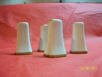 VINTAGE SALT AND PEPPER SHAKER SHAKERS LOT OF 4 JAPAN CUTE MINI