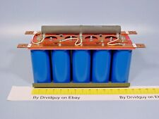 Apc S72 130084 03 Capacitor Bank Assembly Bank Of 10 2200uf 350vdc S72 130084