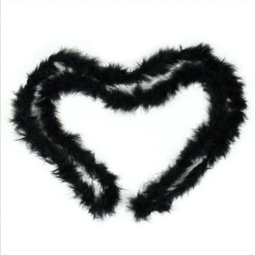 2M Fluffy Feather Boa Flower Craft For Party Wedding Dress Costume ation