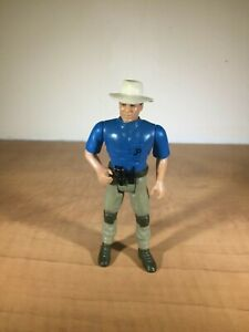 DR-ALAN-GRANT-Jurassic-Park-Movie-5-034-Action-Figure-Vintage-1993-Kenner-Amblin