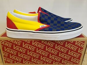 OTW RALLY NAVY/YELLOW/RD SHOES FOR MEN