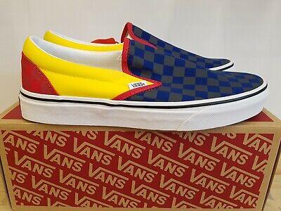 vans by vans classic