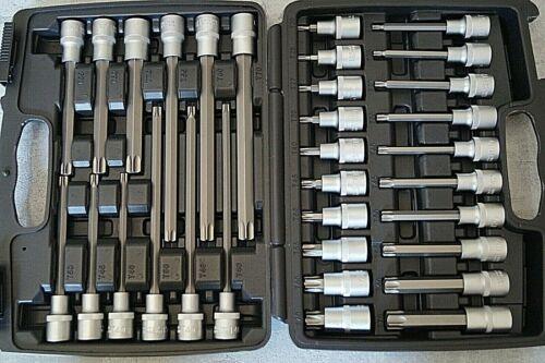 BIT Einsatz Set Satz 88 Teilig Innensechskant T Profil Vielzahn XZN 3 Koffer