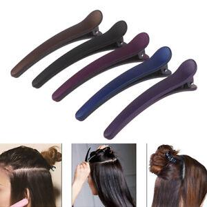 1Pcs-Women-Non-Slip-Plastic-Duckbill-Alligator-Hairpin-Hair-Clip-Barrette-Cl-Fy
