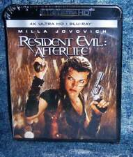 Resident Evil Afterlife 4k Ultra HD Blu-ray Factory A7