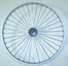 "MONGOOSE 20"" FRONT ALUMINUM BMX BICYCLE RIM BIKE PARTS B622"