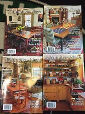 LOT 4 Spring summer fall winter A PRIMITIVE PLACE journal MAGAZINE COUNTRY 2014