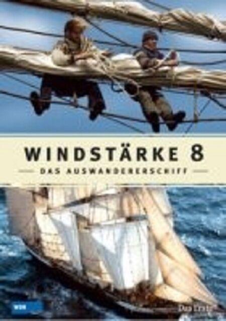 WINDSTÄRKE 8 2 DVD DOKUMENTATION NEU