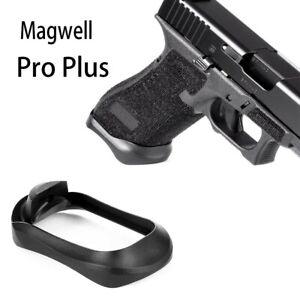 Glock PRO Plus Aluminum Magwell for Glock 17 22 24 31 34 35 37 Gen 1-4