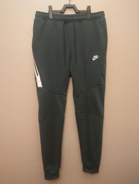 0aca2d89 Nike Sportswear Tech Icon Jogger Pants Deep Jungle Size XL AQ0831 328 New  Fleece